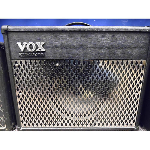 Vox AD50VT Black And Silver Guitar Combo Amp-thumbnail