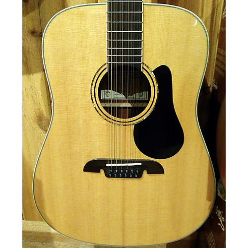 Alvarez AD6012CD Artist Series 12 String Acoustic Electric Guitar