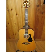 Alvarez AD6012CD Artist Series 12 String Acoustic Electric Guitar