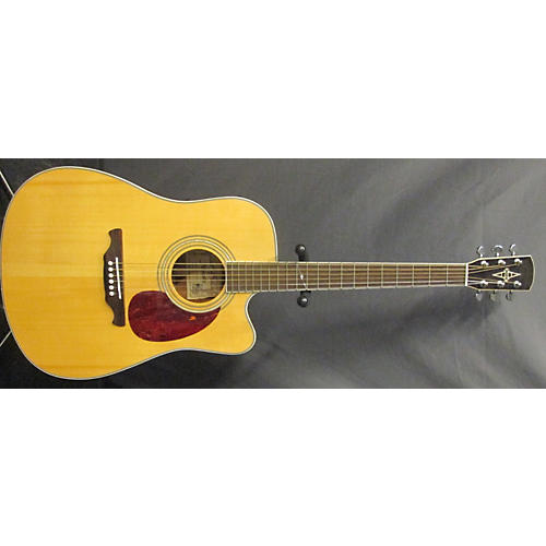 Alvarez AD60SC Acoustic Electric Guitar