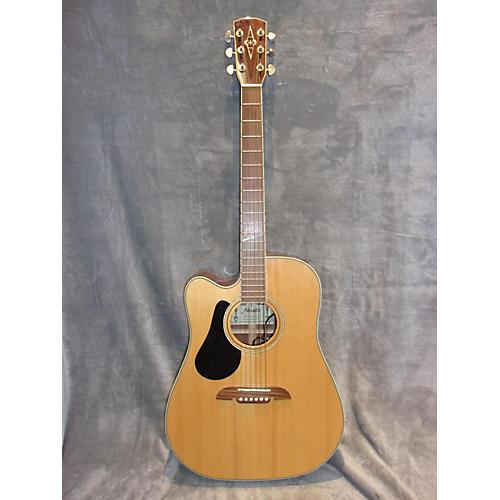 Alvarez AD60SCLH Acoustic Electric Guitar