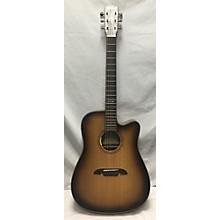 Alvarez AD610 Dreadnought Acoustic Electric Guitar
