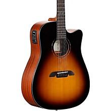 Alvarez AD610CESB Dreadnought Acoustic-Electric Guitar
