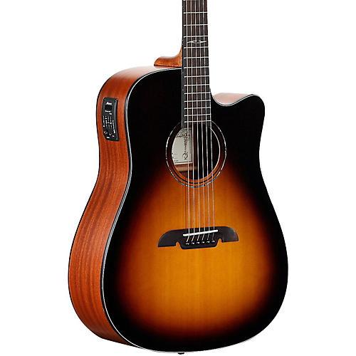 Alvarez AD610CESB Dreadnought Acoustic-Electric Guitar Sunburst