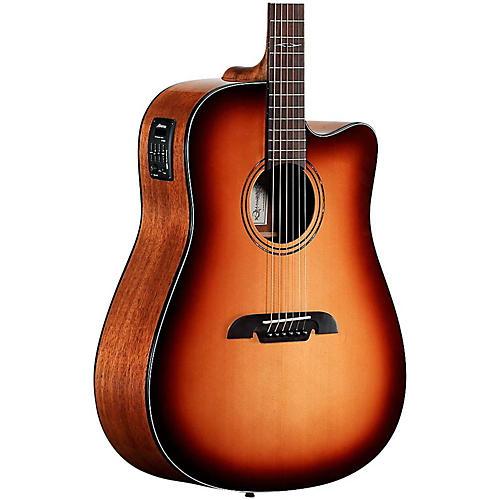 Alvarez AD610CESHB Dreadnought Acoustic-Electric Guitar-thumbnail