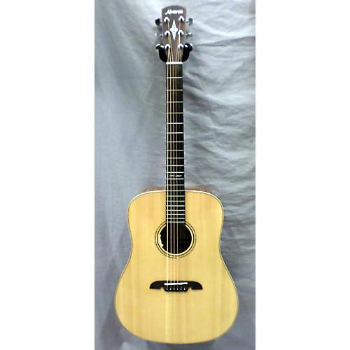 Alvarez AD610EFM Acoustic Electric Guitar
