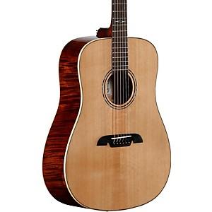 Alvarez AD610EFM Limited Edition Dreadnought Acoustic-Electric Guitar by Alvarez