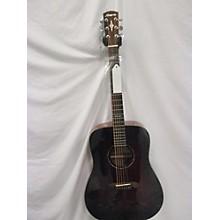 Alvarez AD660 Dreadnought Acoustic Electric Guitar