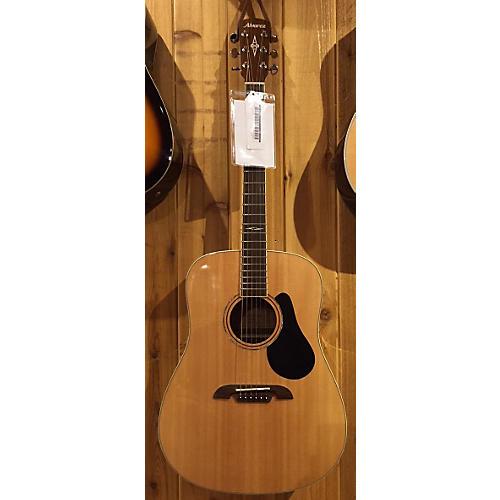 Alvarez AD70 Dreadnought Acoustic Guitar