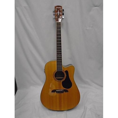 Alvarez AD70ce Dreadnought Acoustic Electric Guitar