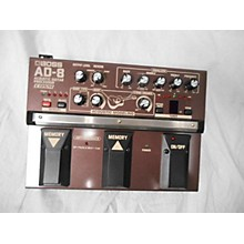 Boss AD8 Acoustic Guitar Processor Effect Processor