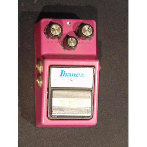 Ibanez AD9 Analog Delay Effect Pedal-thumbnail