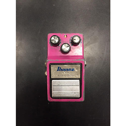 Anyone know how to date vintage Ibanez pedals?
