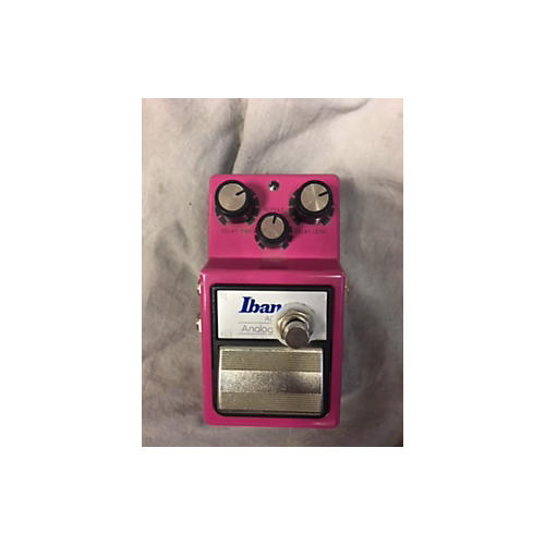 Ibanez AD9 Analog Delay Keeley Mod Effect Pedal
