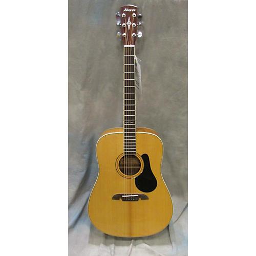 Alvarez AD90 Dreadnought Acoustic Guitar-thumbnail