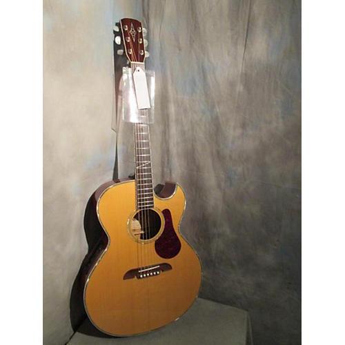 Alvarez AD90SCK Acoustic Electric Guitar-thumbnail