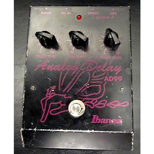 Ibanez AD99 Analog Delay Effect Pedal-thumbnail