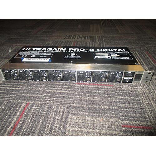 Behringer ADA8000 Audio Converter-thumbnail