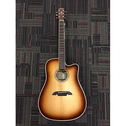 Alvarez ADH600CESHB Acoustic Electric Guitar