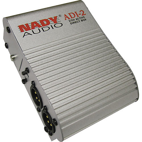 Nady ADI-2 Active DI Box