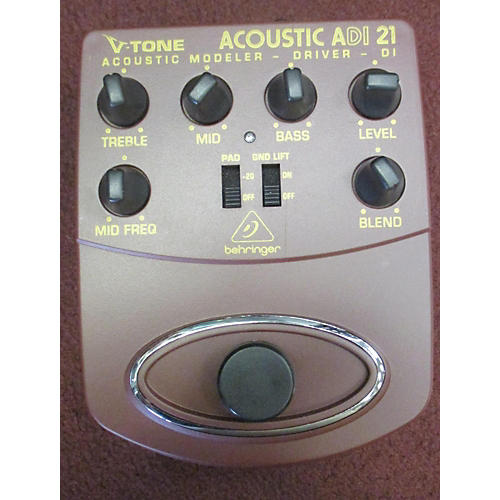 Behringer ADI21 V-Tone Acoustic Driver Direct Box