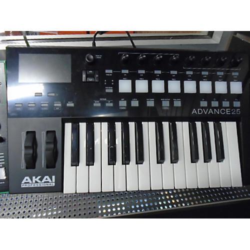 Akai Professional ADVANCE 25 MIDI Controller