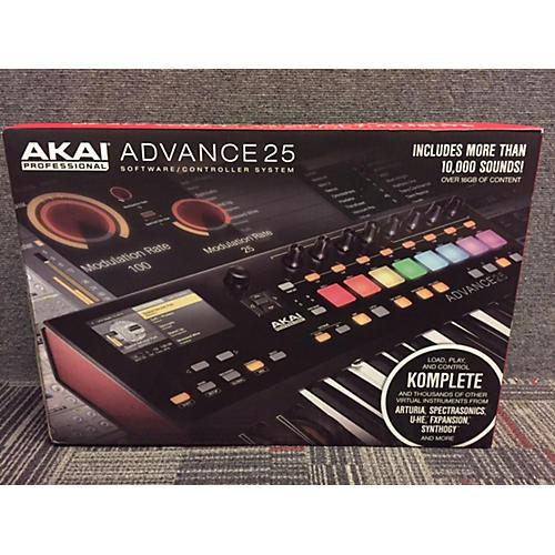 Akai Professional ADVANCE 25 MIDI Controller-thumbnail