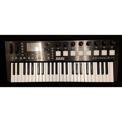 Akai Professional ADVANCE 49 MIDI Controller-thumbnail