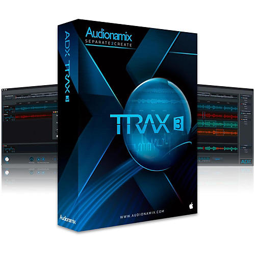 Audionamix ADX TRAX 3 Non-Destructive Audio Source Separation - EDU License-thumbnail