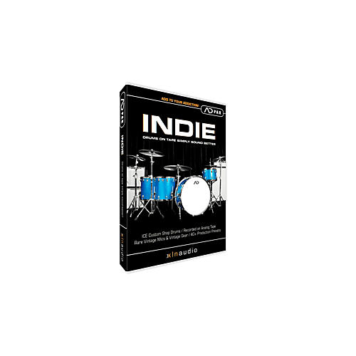 XLN Audio ADpak INDIE - Expansion Pack for Addictive Drums