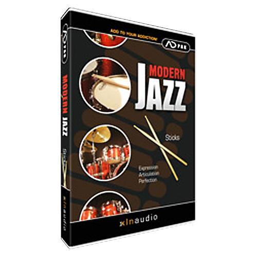 XLN Audio ADpak Modern Jazz - Sticks-thumbnail