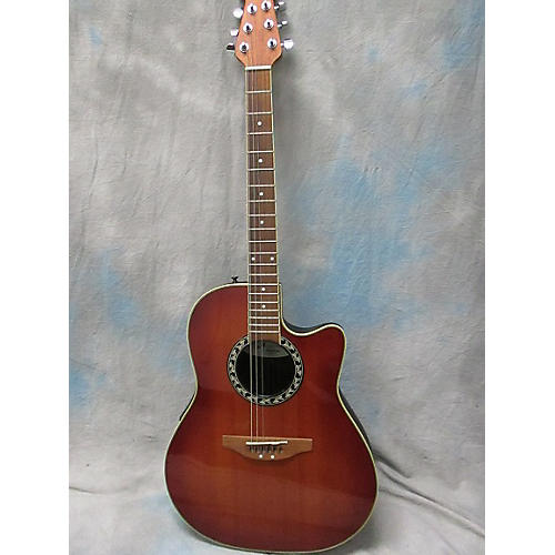 Ovation AE 28 Acoustic Electric Guitar
