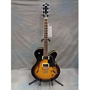 Yamaha AE 500 Hollow Body Electric Guitar