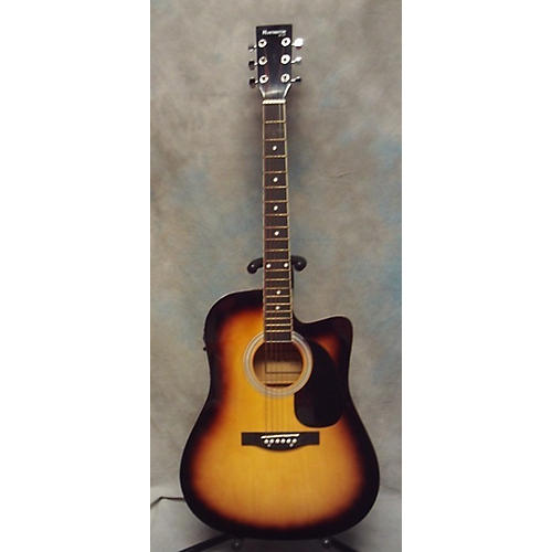 Huntington AE Acoustic Electric Guitar