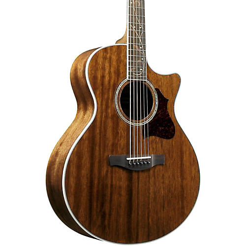 Ibanez AE Series AE245NT Acoustic-Electric Guitar-thumbnail