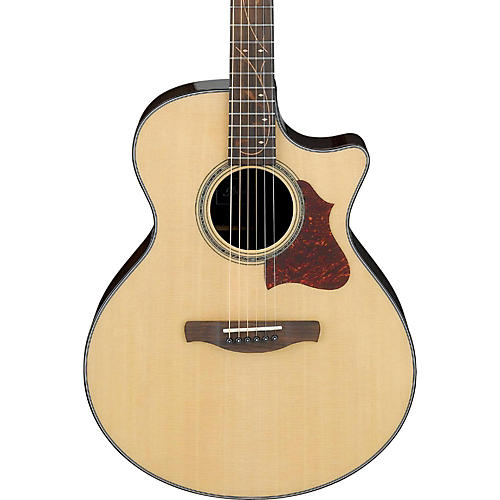 Ibanez AE Series AE305NT Solid Top Acoustic-Electric Guitar-thumbnail