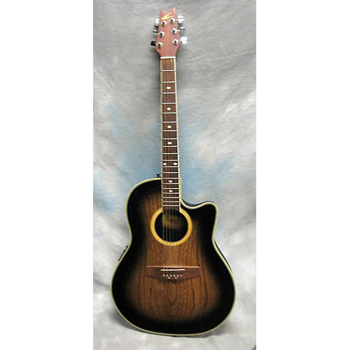 Applause AE128 Super Shallow Acoustic Electric Guitar