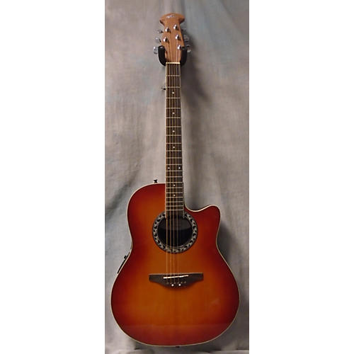 Applause AE128 Super Shallow Acoustic Electric Guitar-thumbnail