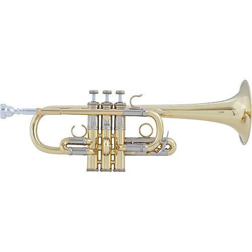 Bach AE190 Stradivarius Artisan Series Eb Trumpet-thumbnail
