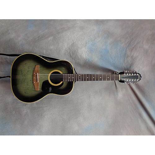 Applause AE35 12 String Acoustic Electric Guitar-thumbnail