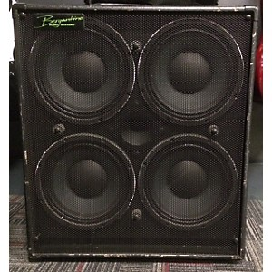 Pre-owned Bergantino AE410 Bass Cabinet by
