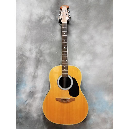 Applause AE600 Acoustic Electric Guitar Natural