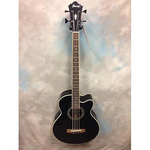 Ibanez AEB10 Acoustic Bass Guitar-thumbnail