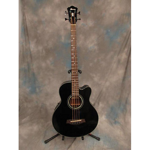 Ibanez AEB10BBE ACOUSTIC-ELECTRIC Acoustic Bass Guitar