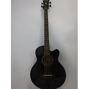 Pre-owned Ibanez AEB10BBE Acoustic Bass Guitar