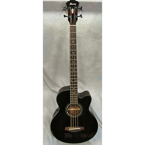 Ibanez AEB10BBE DVS Acoustic Bass Guitar
