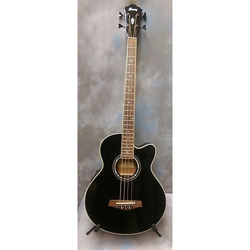 Ibanez AEB10be Acoustic Bass Guitar-thumbnail
