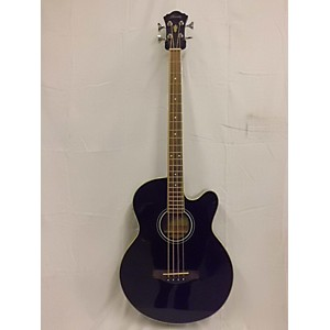Pre-owned Ibanez AEB5E Acoustic Bass Guitar