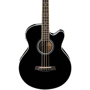 ibanez aeb5e acoustic electric bass black guitar center. Black Bedroom Furniture Sets. Home Design Ideas