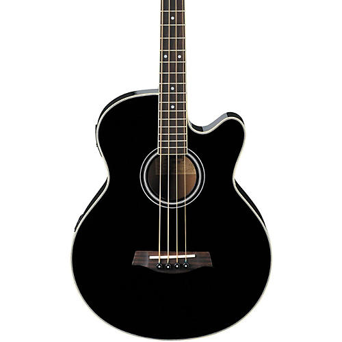 Ibanez AEB5E Acoustic-Electric Bass Black-thumbnail